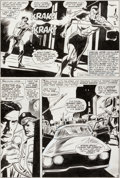 Original Comic Art:Panel Pages, Gene Colan and Dick Ayers Tales To Astonish #84 Story Page 3Original Art (Marvel, 1966)....