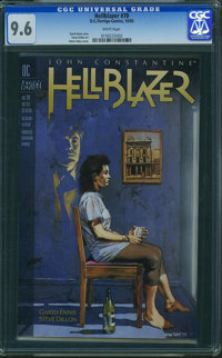 Hellblazer #70 (DC, 1993) CGC NM+ 9.6 White pages