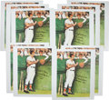 Baseball Collectibles:Others, Circa 2000 Brooks Robinson Signed Norman Rockwell Lithographs fromThe Brooks Robinson Collection Lot of 10....
