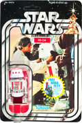 "Movie Posters:Science Fiction, Star Wars (Kenner, 1978). Action Figure (1.5"" X 2.5"") on UnpunchedCard (6"" X 9"") ""R5-D4."". ..."