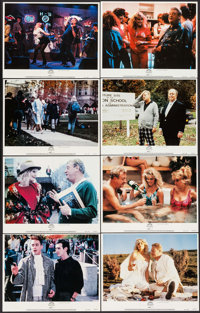 """Back to School (Orion, 1986). Lobby Card Set of 8 (11"""" X 14""""). Comedy. ... (Total: 8 Items)"""