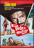 """Movie Posters:Adventure, The Naked Prey & Other Lot (Paramount, 1965). German A1s (2)(23"""" X 33""""). Adventure.. ... (Total: 2 Items)"""