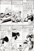 Original Comic Art:Panel Pages, Carmine Infantino and Joe Giella Detective Comics #347 StoryPage 13 Original Art (DC, 1966)....