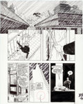 Original Comic Art:Panel Pages, John Romita Jr. and Al Williamson Daredevil: the Man withoutFear #4 Story Page 16 Original Art (Marvel, 1994)....