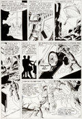 Original Comic Art:Panel Pages, Don Heck Tales of Suspense #42 Story Page 11 Iron ManOriginal Art (Marvel, 1963)....