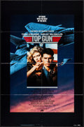 "Movie Posters:Action, Top Gun (Paramount, 1986). One Sheet (27"" X 41""). Action.. ..."