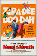 """Movie Posters:Animation, Song of the South (Buena Vista, R-1972). One Sheet (27"""" X 41"""").Animation.. ..."""