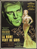 """Movie Posters:Foreign, Poison Ivy (Pathe Consortium Cinema, 1953). French Grande (47"""" X 62.5""""). Foreign.. ..."""