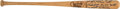 Baseball Collectibles:Bats, 1984 National League All-Star Team Signed Bat from The Gary Carter Collection....