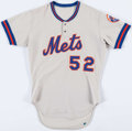 Baseball Collectibles:Uniforms, 1978 Joe Pignatano Game Worn New York Mets Coach's Jersey. ...