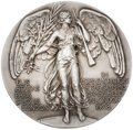 Miscellaneous Collectibles:General, 1908 London Summer Olympics Silver Participation Medal....