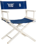 Baseball Collectibles:Others, 1996 Gary Carter's Chair from The Last Home Run from TheGary Carter Collection....