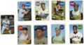 Baseball Cards:Sets, 1969 Topps Baseball Compete Set (664). Complete set of 664 cards from '69 Topps. Highlights: #50 Clemente, 95 Bench, 100 A...