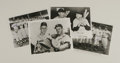 """Autographs:Photos, New York Yankees Signed Photographs Lot of 21. Marvelous collectionof 21 8x10"""" prints has each photo signed by a member of..."""