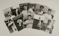 Autographs:Photos, St. Louis Browns Signed Photographs Lot of 127. From the early1950's we offer this fantastic lot of 127 signed black and w...