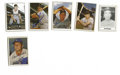 Autographs:Sports Cards, 1978-1981 Signed TCMA Cards Lot of 174, Unsigned Lot of 197. Justabout half of these TCMA cards from the late '70s and lat...