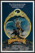 "Movie Posters:Fantasy, The Beastmaster (MGM/UA, 1982). One Sheet (27"" X 41""). Marc Singer, Tanya Roberts, Rip Torn and John Amos star in this film ..."