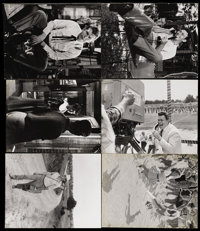 """A Face in the Crowd (Warner Brothers, 1957). Black and White Stills (6) (11"""" X 14""""). Andy Griffith and Patrici..."""