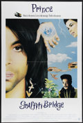 "Movie Posters:Drama, Graffiti Bridge (Warner Brothers, 1990). One Sheet (27"" X 41""). Music superstar Prince wrote, directed and stars in this uno..."