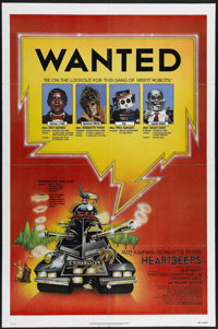 """Heartbeeps (Universal, 1981). One Sheet (27"""" X 41""""). You would think that with a cast including Andy Kaufman..."""