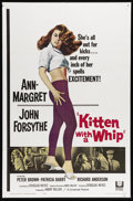 "Movie Posters:Action, Kitten with a Whip (Universal, 1964). One Sheet (27"" X 41"").""Everything's so creamy!"" Ann-Margret is the ultimate 60s juven..."