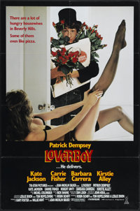 "Loverboy (Tri Star Pictures, 1989). One Sheet (27"" X 41""). Patrick Dempsey, Kate Jackson, Vic Tayback, Kirstie..."