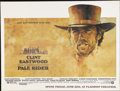 """Movie Posters:Western, Pale Rider (Warner Brothers, 1985). Subway (41"""" X 54""""). ...Or as it should be called, """"High Shane Drifter."""" The mysterious P..."""