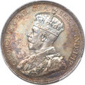Canada, Canada: George V 50 Cents 1932 MS66 PCGS,...