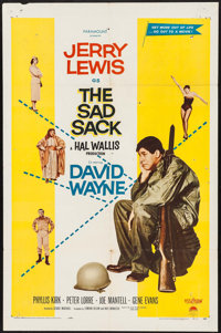 """The Sad Sack & Others Lot (Paramount, 1958). One Sheets (9) (27"""" X 41""""). Comedy. ... (Total: 9 Items)"""