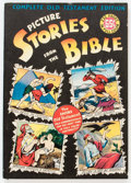 Golden Age (1938-1955):Religious, Picture Stories from the Bible Complete Old Testament (EC, 1947)Condition: FN....