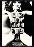 "Movie Posters:Drama, Chelsea Girls (Motif Editions, 1970). British Double Crown (20"" X30"") Alan Aldridge Artwork.. ..."