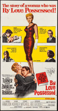 """Movie Posters:Drama, By Love Possessed & Others Lot (United Artists, 1961). ThreeSheets (6) (approx. 41"""" X 79""""), One Sheets (2) (27"""" X 41""""), &S... (Total: 9 Items)"""
