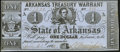 Obsoletes By State:Arkansas, (Little Rock), AR- State of Arkansas $1 July 31, 1863 Cr. 32A. ...