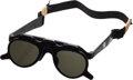 Baseball Collectibles:Others, Circa 1993 Barry Bonds Game Worn Tiger Eyes Sunglasses. ...