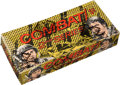 "Non-Sport Cards:Unopened Packs/Display Boxes, 1964 Donruss ""Combat!"" Series 2 Wax Box With 24 Unopened Packs. ..."