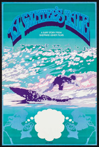 "A Winter's Tale: A Surf Story & Others Lot (Associated Screen Arts, 1975). Australian Posters (2) (17.25"" X..."
