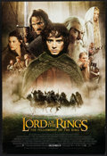 """Movie Posters:Fantasy, The Lord of the Rings: The Fellowship of the Ring (AllianceAtlantis, 2001). Canadian One Sheet (27"""" X 40"""") DS Advance. Fant..."""
