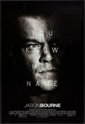 "Movie Posters:Action, Jason Bourne (Universal, 2016). One Sheets (2) (27"" X 40"") DS Advance & Regular Styles. Action.. ... (Total: 2 Items)"