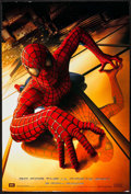 "Movie Posters:Action, Spider-Man (Columbia, 2002). One Sheet (26.75"" X 39.75"") SSAdvance. Action.. ..."