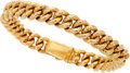 Estate Jewelry:Bracelets, Gold Bracelet. . ...