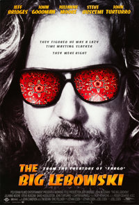 "The Big Lebowski (Polygram, 1998). British One Sheet (27"" X 40"")"
