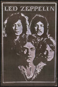 "Movie Posters:Rock and Roll, Led Zeppelin (Visual Thing, 1969). Poster (24"" X 36""). Rock andRoll.. ..."