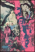 "Movie Posters:Rock and Roll, Creedence Clearwater Revival (The Visual Thing, 1969). Poster (24""X 36""). Rock and Roll.. ..."