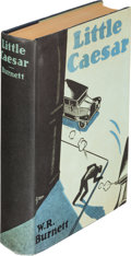 Books:Mystery & Detective Fiction, W. R. Burnett. Little Caesar. New York: Lincoln MacVeagh,The Dial Press, 1929. First edition of the author's first ...