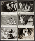 "Movie Posters:Animation, Peter Pan (Buena Vista, R-1958). Photos (36) (approx. 8"" X 10"").Animation.. ... (Total: 36 Items)"