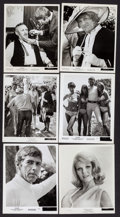 """Movie Posters:Action, In Like Flint (20th Century Fox, 1967). Photos (37), & ColorPhoto (8"""" X 10""""). Action.. ... (Total: 38 Items)"""