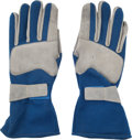 Miscellaneous Collectibles:General, 2000's Ralf Schumacher Race Worn Gloves. ...