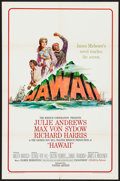 """Movie Posters:Drama, Hawaii & Other Lot (United Artists, 1966). One Sheets (2) (27"""" X 41""""). Drama.. ... (Total: 2 Items)"""