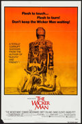 "Movie Posters:Horror, The Wicker Man (Warner Brothers, 1974). One Sheet (27"" X 41""). Horror.. ..."