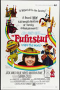 """Movie Posters:Fantasy, Pufnstuf (Universal, 1970). One Sheet (27"""" X 41""""). Fantasy classic that finds a little boy battling a trio of witches with h..."""